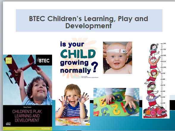 "Child Development-Level 2: ""How Children Play""-Lesson and Template"