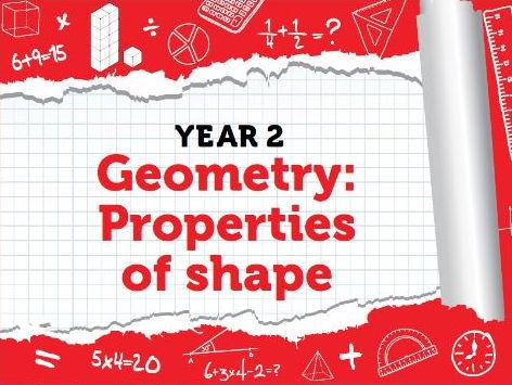 Year 2 - Properties of Shape - Spring - Week 5