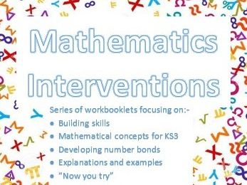 Mathematics Intervention: 11 - Scatter Graphs