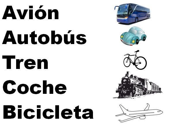 Spanish transport
