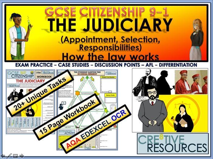 The Judiciary - Law