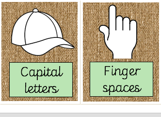 Hessian Literacy Posters