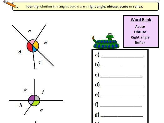 Year 4 Mathematics - Properties of Shape