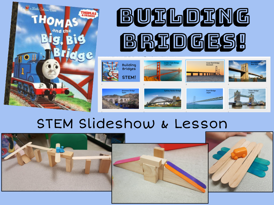 Building Bridges STEM Activity