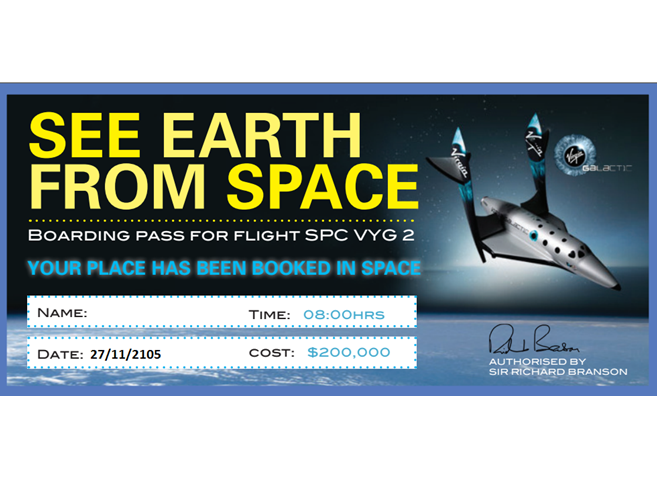 Ticket To Space By Hephelumps Teaching Resources Tes