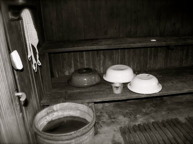 Local Traditions: Sauna and Bath House: Latvia: Photo Collection