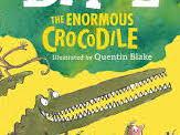 Enormous Crocodile Teaching Resource
