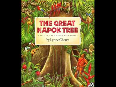 THE GREAT KAPOK TREE by Lynne Cherry  Guided Reading / COMPREHENSION UNIT OF WORK
