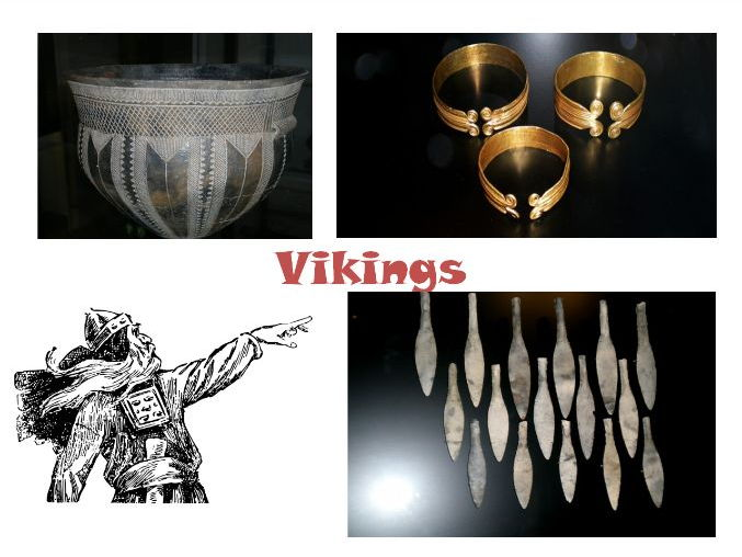 30 Viking Photos And Drawings PowerPoint Presentation. (It could be printed out as a display.)