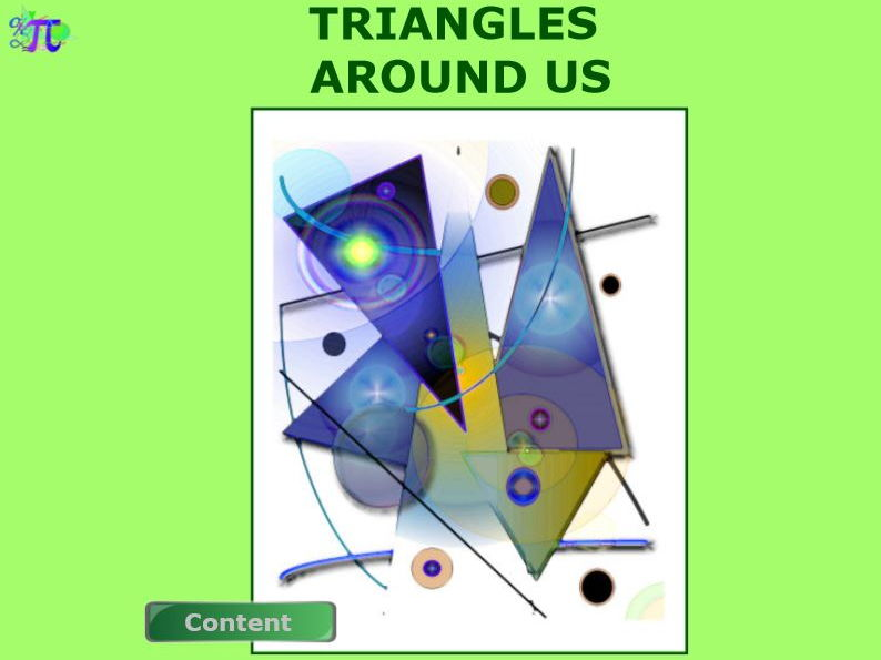 Triangles and real life problems (SMART Notebook file)