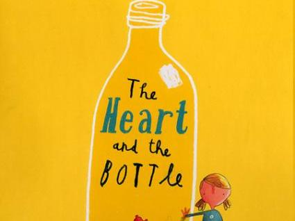 Oliver Jeffers The Heart and the Bottle Reading Comprehension Questions