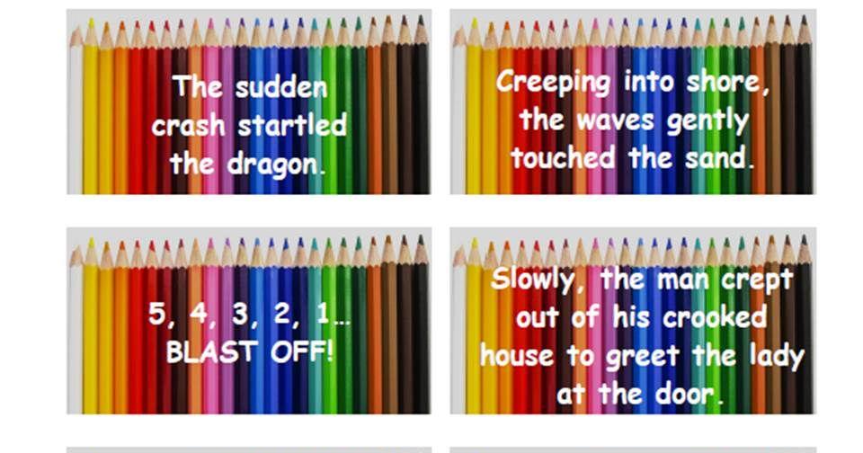 30 ks2 story starter cards