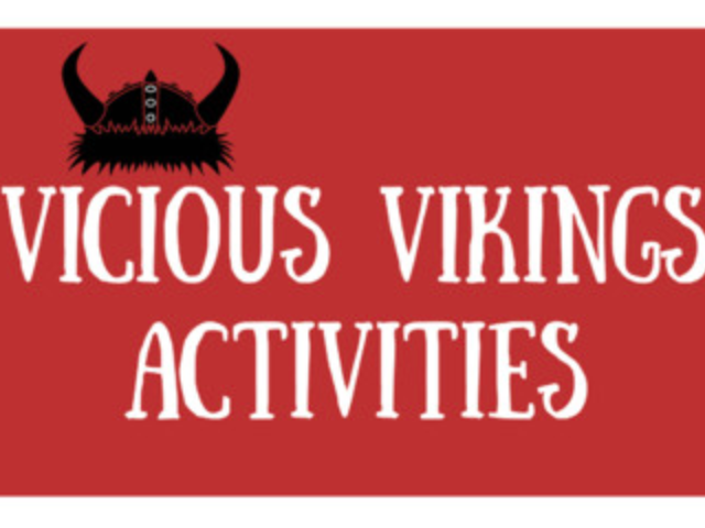 Vicious Viking Activities
