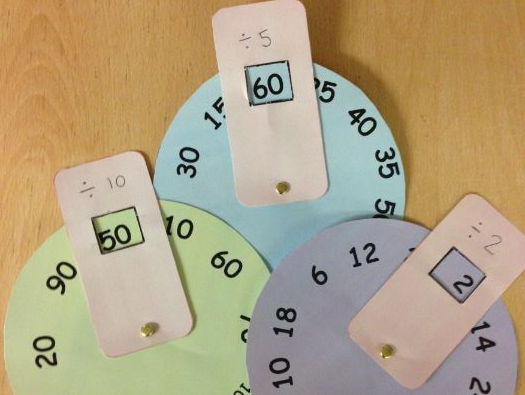 Division wheel activity