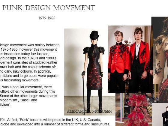 Punk Designer Research