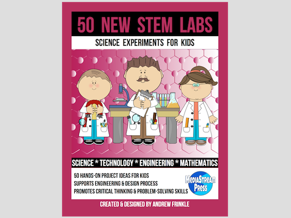 STEM and Engineering Challenge MEGA pack #3 with 50 learning activities
