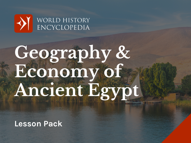 Geography, Economy, and Trade in Ancient Egypt