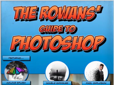 Photoshop Guide and Tutorial