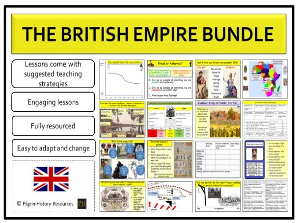 British Empire Bundle