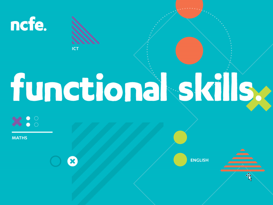 NCFE Functional Skills Qualification in Mathematics at Entry Level 3  600/1219/5