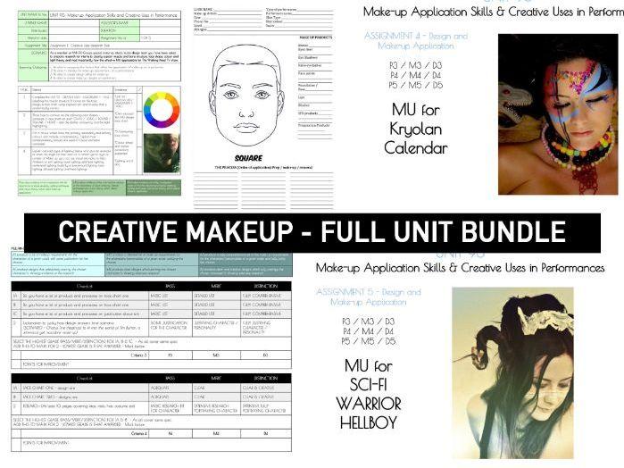 Makeup FOR PERFORMERS | Full Unit Bundle