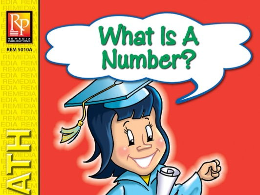 What is a Number? - Number Recognition Activities