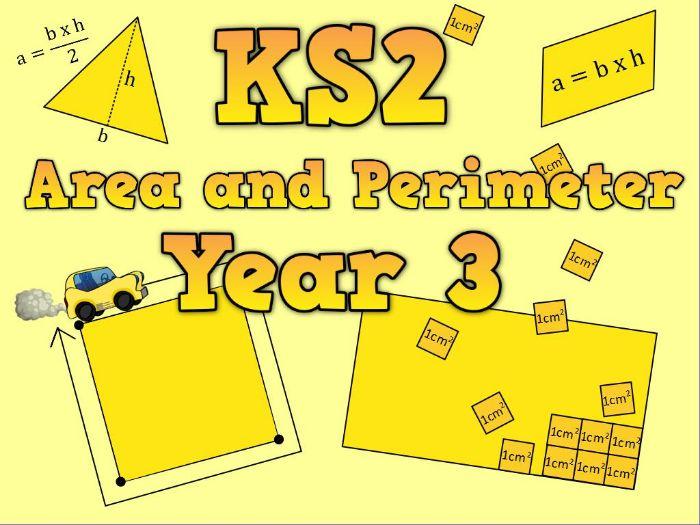 Year 3: Perimeter (Day 2)