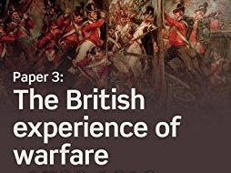 Introduction - The British Experience of Warfare c1790-1918 - GCE A-Level