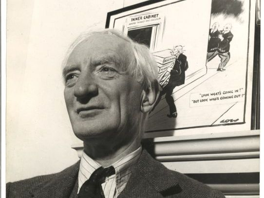 Significant People: William Beveridge  Or 'Why don't we pay to see a doctor?