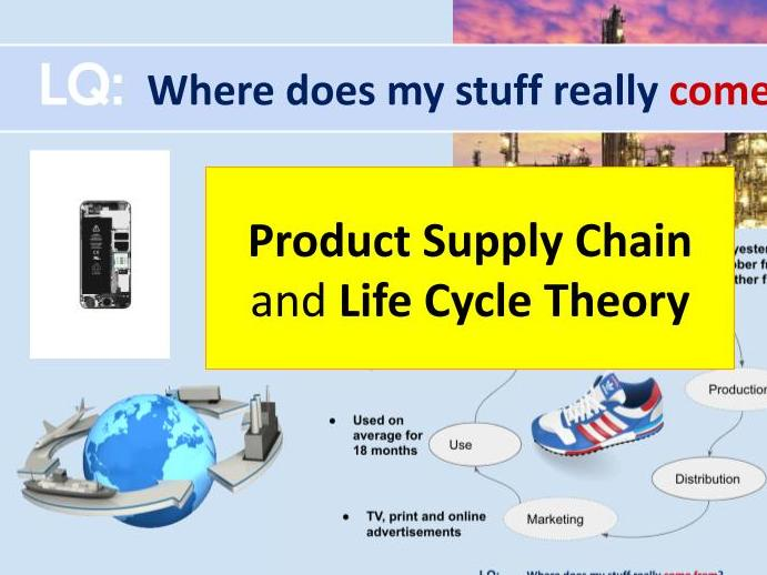Supply Chain and Product Life Cycle Theory