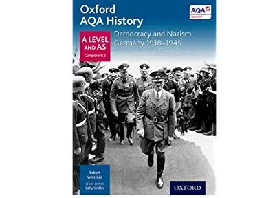 AQA A-Level History Democracy & Nazism: Lesson 10 - Invasion of the Ruhr
