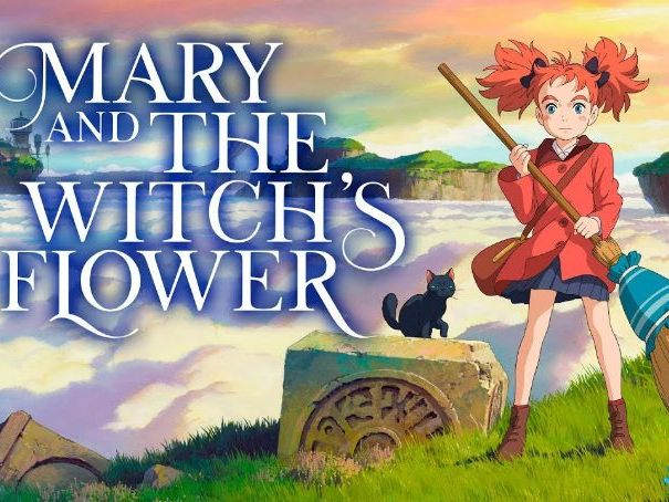Mary and the Witch's Flower- Movie Comprehension  /Quiz