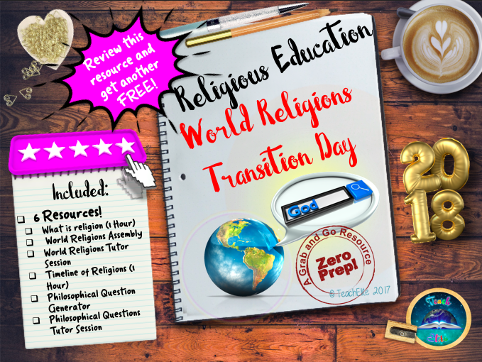 Transition Day : Religious Studies ( World Religion )
