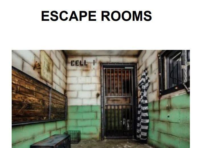 unit 2 marketing campaign case study guide Escape Rooms