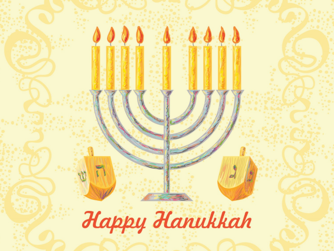 Hanukkah lesson activities