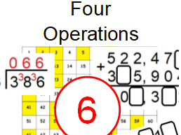 Year 6 - Autumn – Four Operations - White Rose Inspired - Home/School Learning
