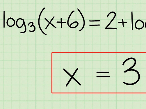 Logarithms (Rules and Applications)