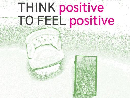 Think Positive Poster and Activity