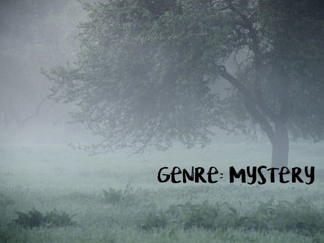 Writing Genre: Mystery