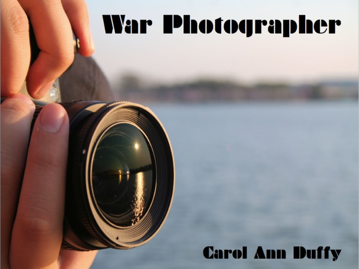 War Photographer- Power & Conflict- AQA Literature Poetry New Spec 2017