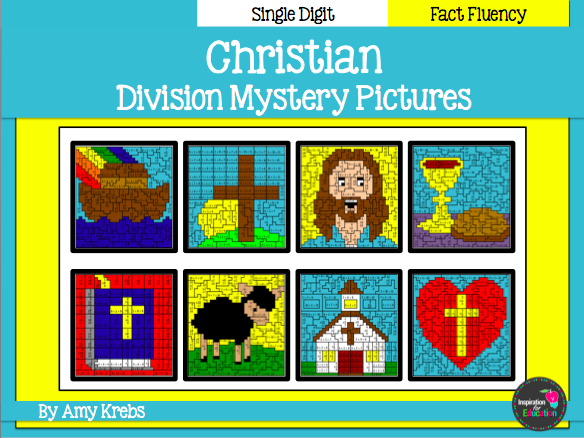 Christian Division Mystery Pictures