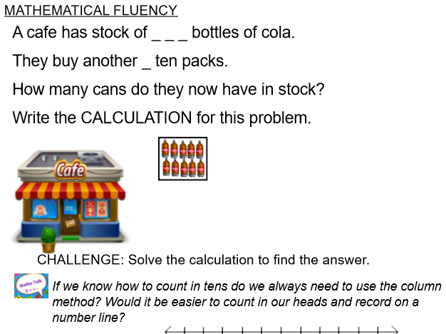 Year Three Block 1,2, and 3 Resources following order of White Rose Maths (WRMaths)