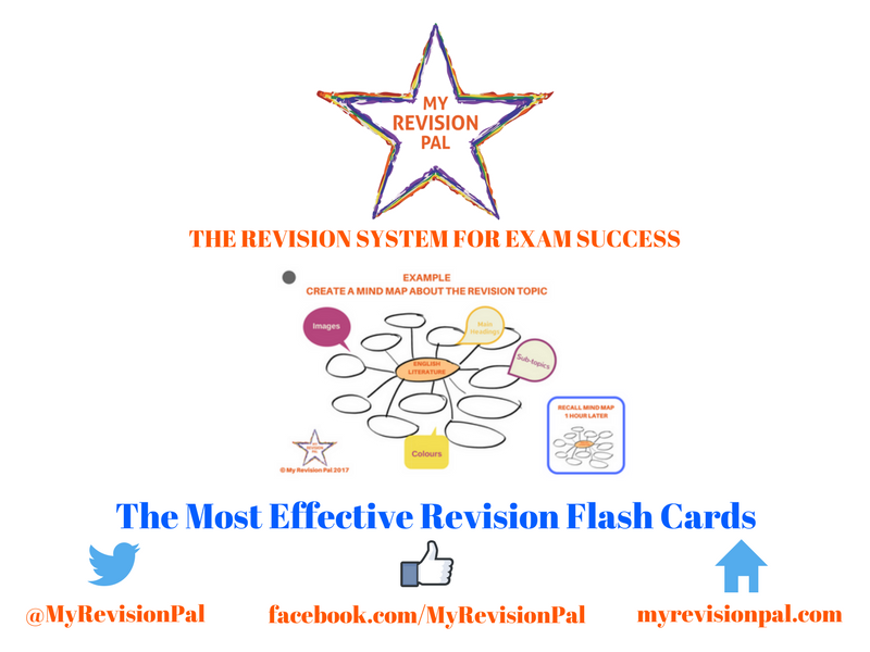 The Most Effective Revision Flash Cards (For English Literature)