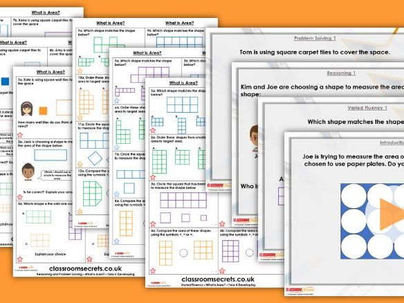 Year 3/4 Mixed Age Spring Block 2 Step 10 Lesson Pack