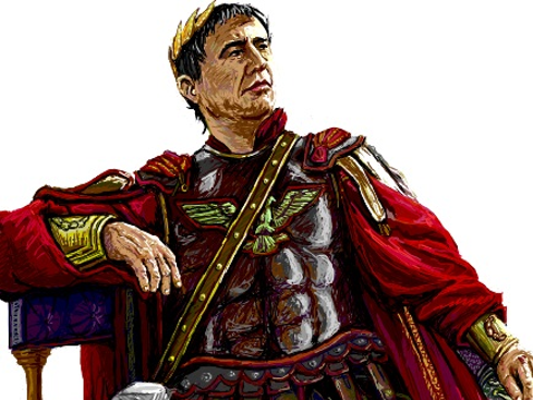 A Level: (9) Julius Caesar By William Shakespeare - The theme of Logic and Language