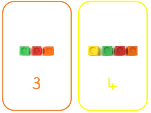 Cubes Flashcards