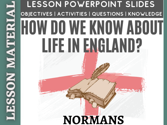 Normans - Domesday Book Life in England