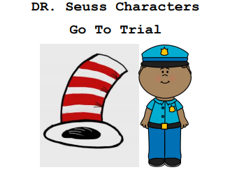 Dr. Seuss Mock Trials