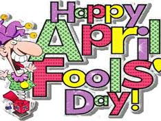April Fool's Day PPT and worksheets