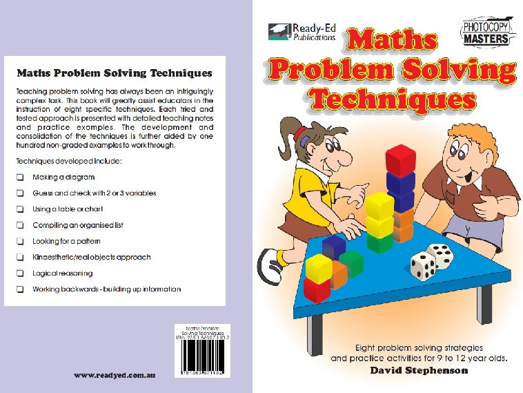 Maths Problem Solving Techniques